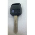 Корпус ключа - Nissan 2 кнопки