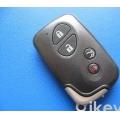 Корпус для смарт-ключа Lexus Toyota 4 кнопки