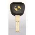 BMW Вертикальный (Жёлтый)