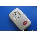 Корпус для смарт-ключа Toyota 2 кнопки + PANICA