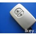Корпус для смарт-ключа Toyota 2 кнопки